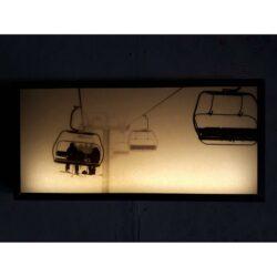 Tableau lumineux - Julien Dalzon
