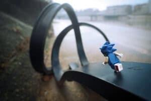 Sonic - Photographie mise en scène par Samsofy à Lyon
