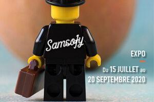 Exposition Samsofy - H2M Espace d'Art Contemporain - Bourg-en-Bresse