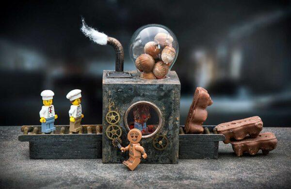 Chocolarium - Tableau d'art contemporain