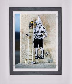 Œuvre d'art contemporain - Samsofy - Street Art Aurelien