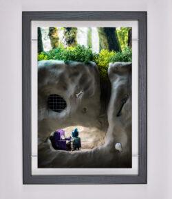 Œuvre d'art contemporain - Samsofy - Bat Caves