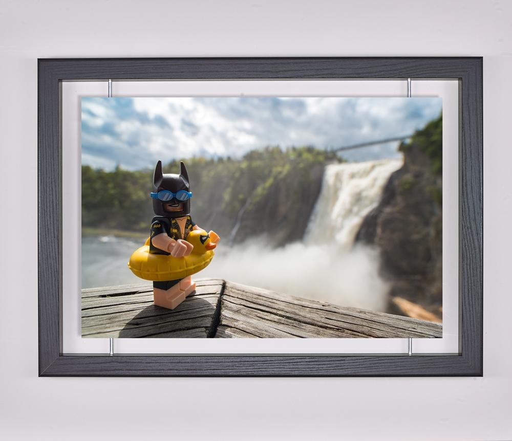 Œuvre d'art contemporain - Samsofy -Bat Chutes Canada