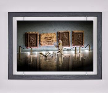 Œuvre d'art contemporain - Samsofy - Musée du chocolat