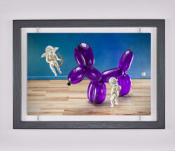 Œuvre d'art contemporain - Samsofy - Sorry Jeff Koons