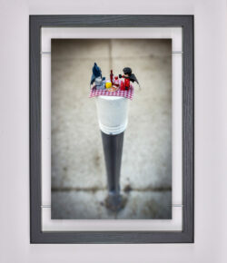 Œuvre d'art contemporain - Samsofy - Superhéros
