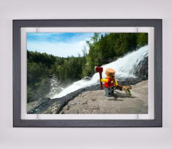Œuvre d'art contemporain - Samsofy - Canada