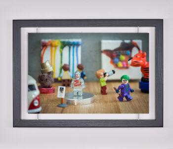 Œuvre d'art contemporain - Samsofy - Musée art contemporain vernissage