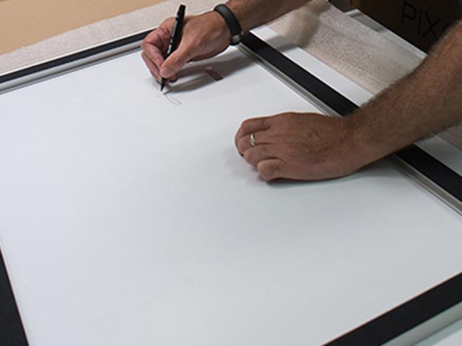 Achat Tableau Signature Artiste