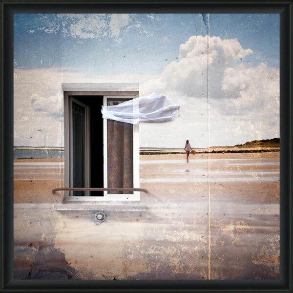 Achat tableau art contemporain artiste poète Gwenaël Bollinger