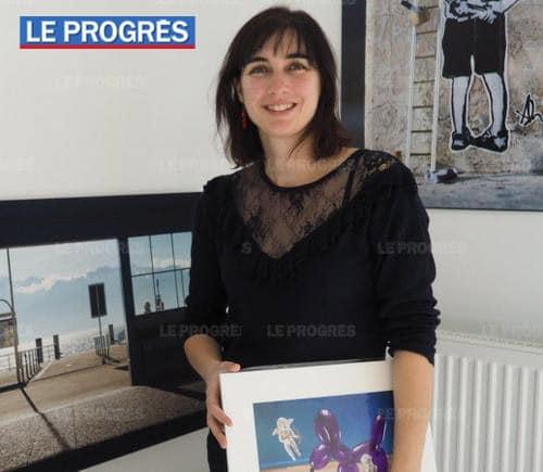 Anne-Lucie Barbot - Galerie d'art Chromia