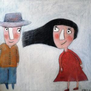 Peinture de Pierre Béjoint
